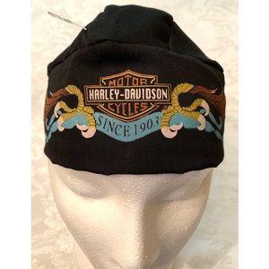 Harley Davidson | Eagle Talons Logo Head Wrap